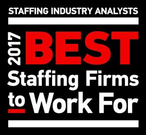 2017 Best Staffing Firms to Work For