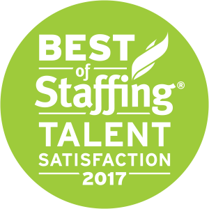 Best of Staffing® Talent Award