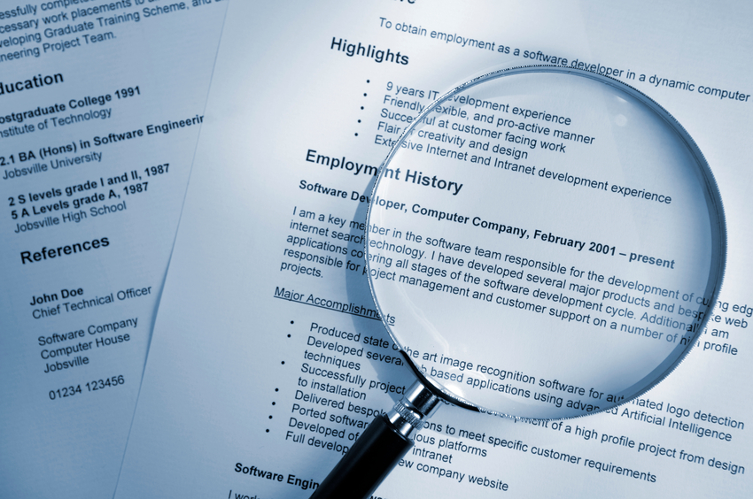 Highlight Contract Experience on Your Resume | TekPartners