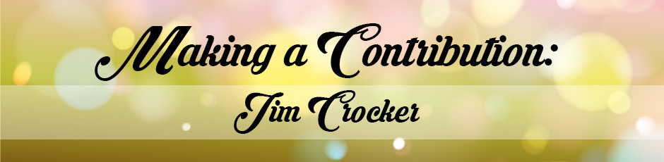 How Jim Crocker is Making a Contribution at the YATC