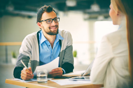 Make a Strong Impression in an Interview