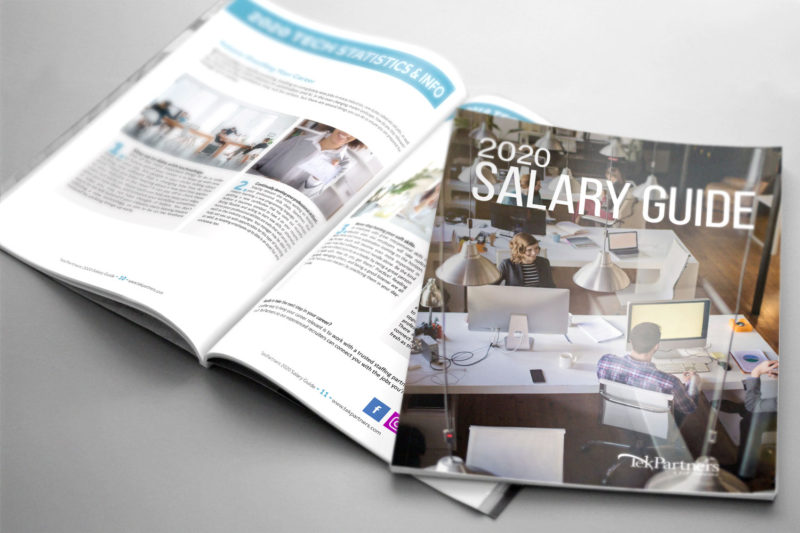 2020 IT Salary Guide