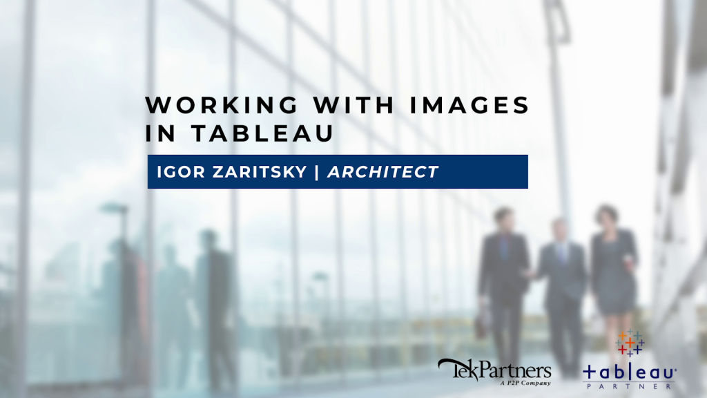 Working with Images in Tableau