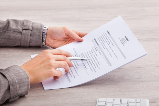 Updating Your IT Resume